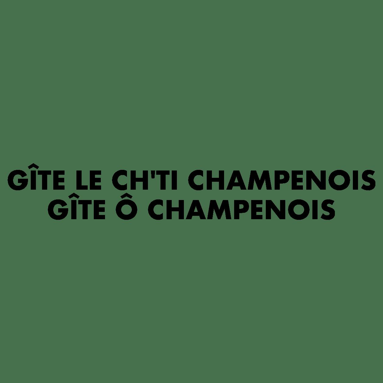 Logo Gîte Champenois