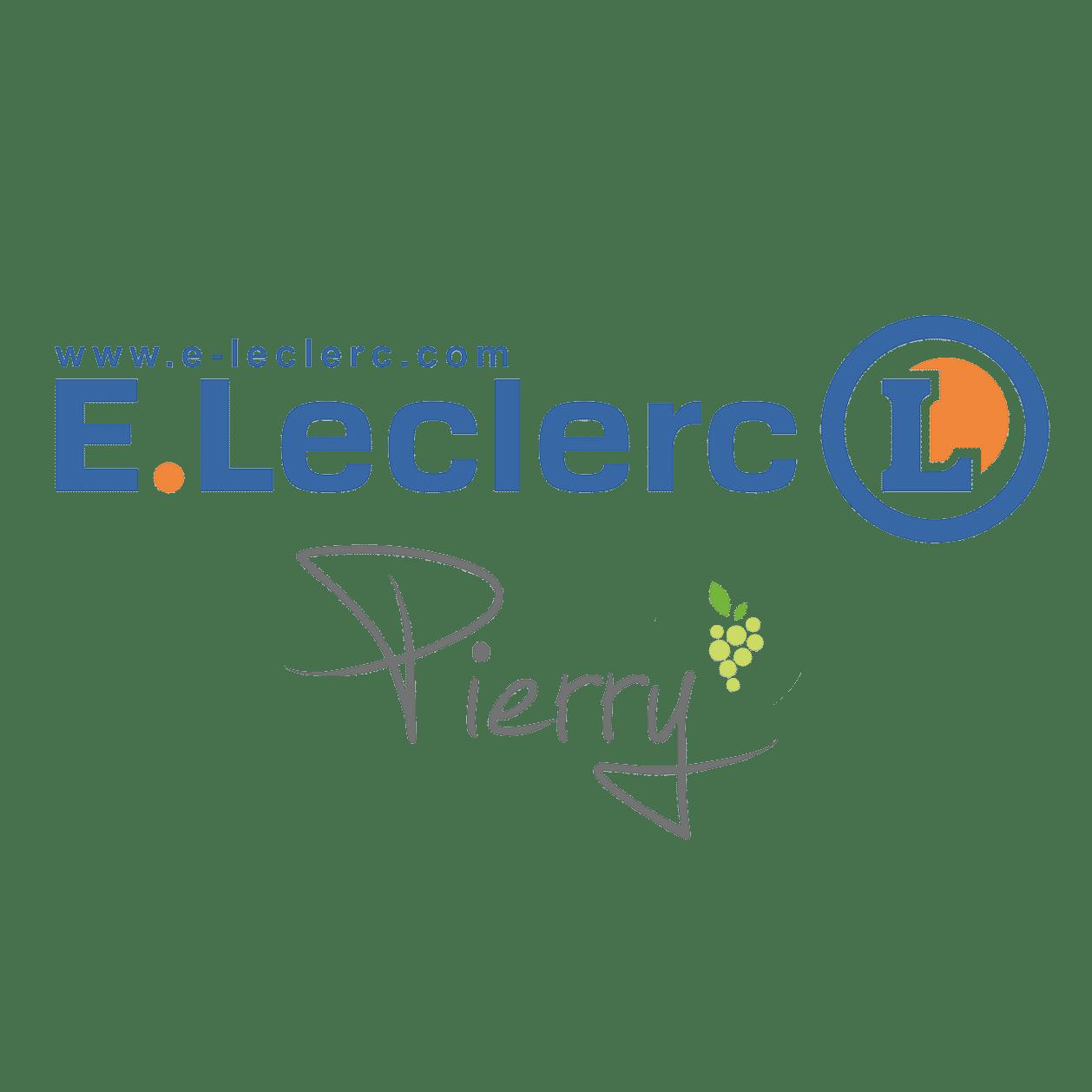 Logo Leclerc Pierry